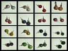 Shamballa Stud Fashion Earrings