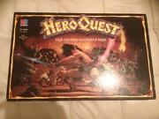 Hero Quest Board Game