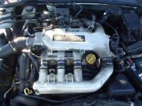 Vauxhall Vectra B. 2.6 V6 Engine Code: Y26SE Engine, Wire Loom & Gearbox (2002)