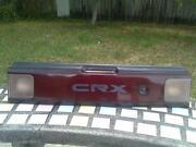 CRX Tail Lights