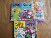 Rugrats VHS Lot