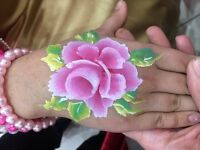 Face Painting and hand painted tattoos for events!