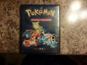 Pokemon Trading Card Album