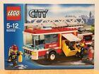 5-7 Years City LEGO Firetruck/Station