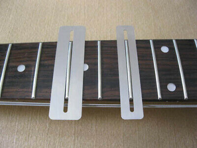 Obliging Cleaning Guitar File Set Fingerboard Protectors Stainless Steel Electric Polish Tools Accessories Repairing Luthier Fret Rocker Sports & Entertainment Stringed Instruments