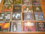 AC DC CD Sammlung