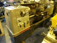 MASCOT 1600 STRAIGHT BE CENTRE LATHE