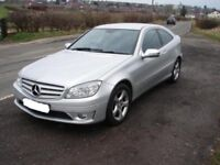 2009 MERCEDES CLC180 KOMPRESSOR AUTO BREAKING FOR PARTS AT EASY CARPARTS LTD