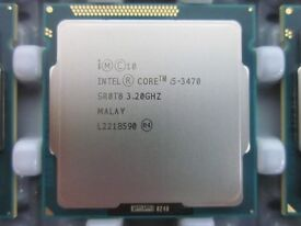 Intel Core i5 3470 @ 3.20GHZ
