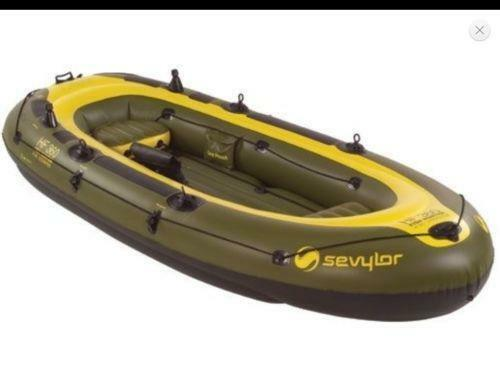 6 Person Inflatable Boat