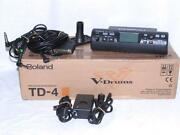Roland TD-4