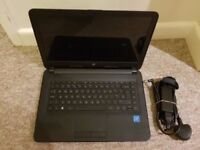 "HP Notebook Laptop 14"" Intel Dual Core 1TB Hard Drive Wireless LAN 14-AM069NA"