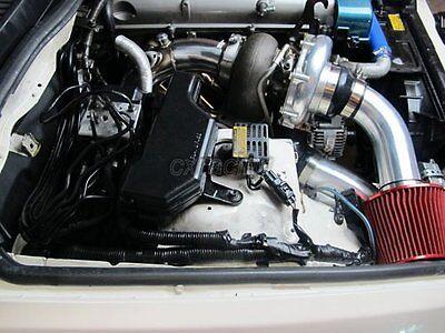 Photo CXR Cold Air Intake Pipe Kit For 98-05 Lexus IS300 2JZ-GTE 2JZGTE Single Turbo