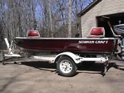 Smokercraft Boat