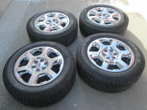 Ford 20 Quot F150 Wheels Tires Ebay