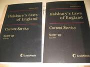 Halsbury's Law of England