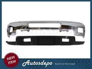 Silverado HD Bumper