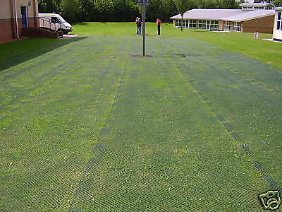 Turf/Grass Reinforcement MESH PREMIUM Plus 100 U PINS