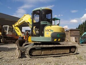 Yanmar Excavator wshop manual