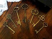 Victorian Skeleton Key