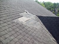 28 years experience in asphalt shingle repairs