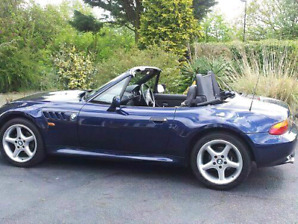 CLASSIC BMW Z3 ROADSTER IN LINE 6 Naturally Aspirated