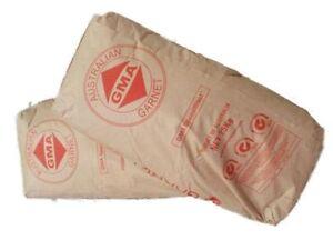 GMA Garnet Abrasive Sand in 25kg bag - Sand blasting Abrasive - Speedblast