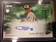 Dylan Bundy Rookie Auto