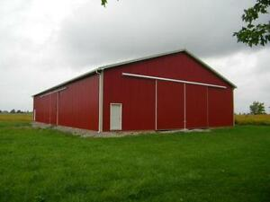 Steel Pole Barns, Garages, Workshops Windsor Region Ontario image 8
