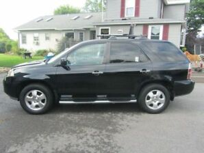 Reduced! 2005 Acura MDX Touring AWD SUV - clean title & low kms!