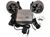 600 Watt Motorcycle Speakers