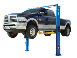 ATLAS APEX 10 PLUS - 10,000 lb 2 POST LIFT - CLENTEC