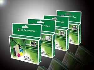 4x Ink Cartridge for HP 950XL 951XL Officejet pro 8100 8610 8620 8630 8600 plus