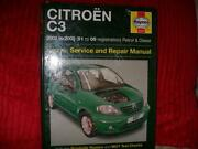 Citroen C3 Haynes Manual