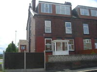 Fully Furnished 3 Double Bedroom Terrace With Garden,Cellar & Porch in Bramley West Leeds NO PETS