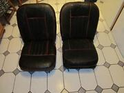 MGB Leather Seats
