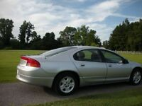 2002 Chrysler Intrepid ES Sedan