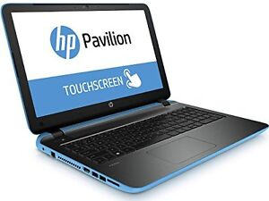 HP Pavilion Touchsmart 15.6-Inch Notebook