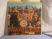 The Beatles Sgt Peppers Vinyl