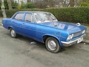 Classic Vauxhall