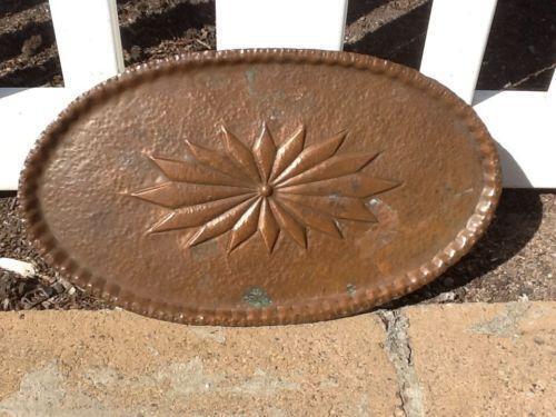 Arts Crafts Copper Ebay