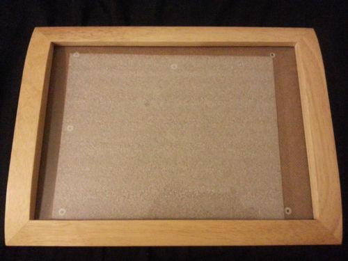 a4 wooden frame ebay. Black Bedroom Furniture Sets. Home Design Ideas