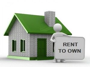 RENT TO OWN TODAY!!!!! STOP RENTING OWN YOUR HOME