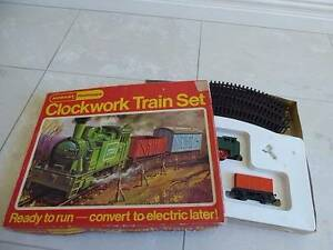 Hornby Clockwork Train Set inc. original box Ocean Reef Joondalup Area Preview