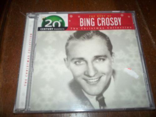 Bing Crosby Christmas CD   eBay