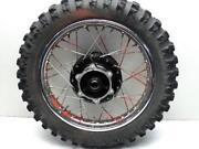 YZ80 Rear Wheel