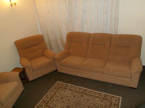 Parker Knoll 3 Piece Suite Ebay