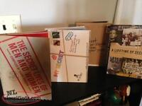 POSTSECRET by Frank Warren, collection of 4 books