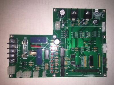 Greenlee 855 Io Input Output Computer Control Board Rebuild Code 5038311.6