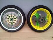 KTM LC4 Radsatz